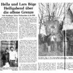 Verfolgungsjagd durch die DDR
