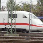 Attentäter im Zug