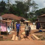 Bewegte Bilder aus Sierra Leone